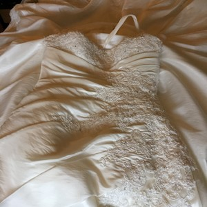 Madeline Gardner New York The First Glimpse Wedding Dress