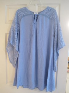 Umgee short dress PERIWINKLE MIST BLUE on Tradesy