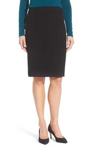 Halogen Pencil Skirt Black