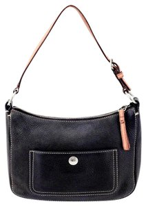 Coach 10890 Chelsea Pebble Leather Shoulder Bag