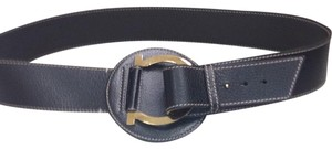 Salvatore Ferragamo 23 1731 SINGLE GANCINI BUCKLE BELT