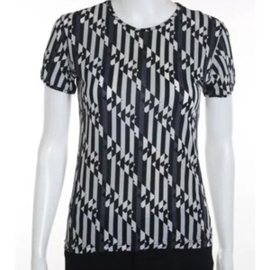 Fendi T Shirt black & white