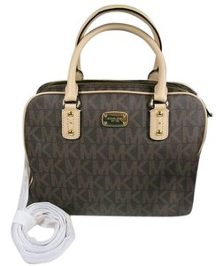 Michael Kors New With Tags Satchel in Brown