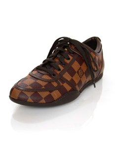 Louis Vuitton Damier Damier Canvas Sneakers Athletic