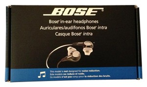 Bose BOSE In-Ear Headphones Earbuds 44435