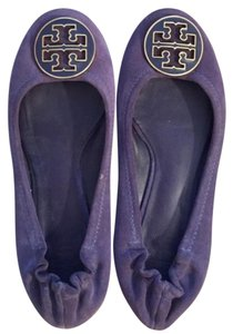 Tory Burch Purpe Flats