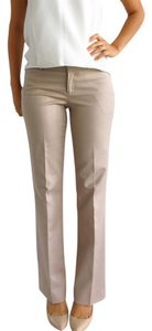 Banana Republic Skinny Flare Pants Beige