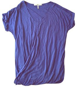 Halston Top Blue