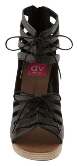 Dolce Vita BLACK Wedges