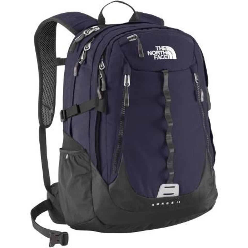 213cab975c2 The North Face Surge 2 Navy Backpack - Tradesy