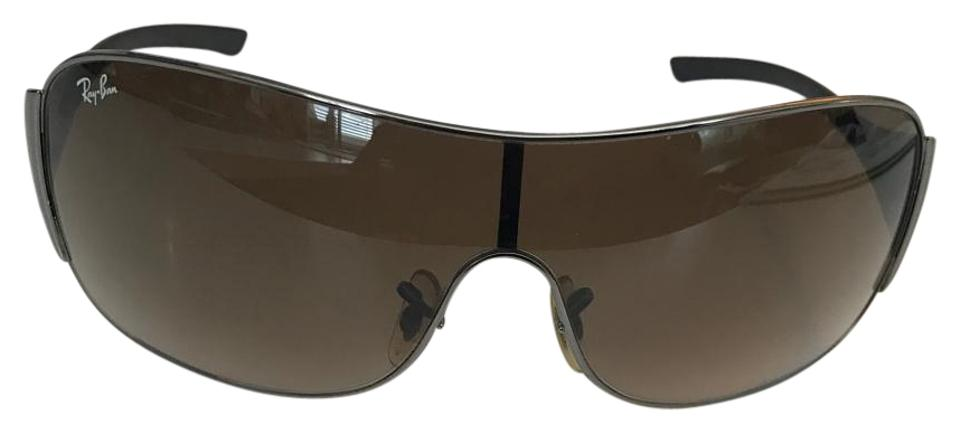a56a87e988 Ray-Ban Stainless Steel Sunglasses - Tradesy