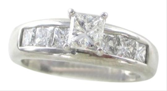 Preload https://item1.tradesy.com/images/gold-18k-solid-white-7-diamonds-105-carat-band-wedding-engagement-ring-1971155-0-0.jpg?width=440&height=440