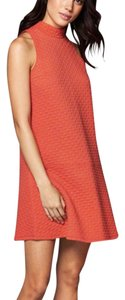 Abercrombie & Fitch short dress Coral on Tradesy