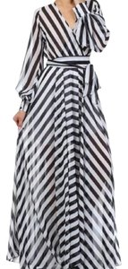 Maxi Dress by Longsleeve Maxi Chiffon
