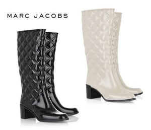 Marc Jacobs Gray Boots