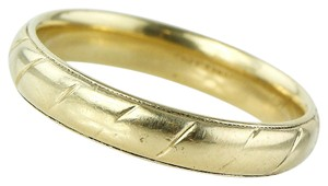 Gold Band * 14K Yellow Gold Band