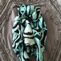 Juicy Couture Turquoise Scarf/Wrap Juicy Couture Turquoise Scarf/Wrap Image 5