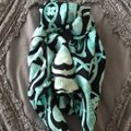 Juicy Couture Turquoise Scarf/Wrap Juicy Couture Turquoise Scarf/Wrap Image 6