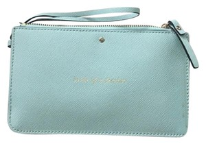 Kate Spade Bridesmaid Gift Wristlet in Blue