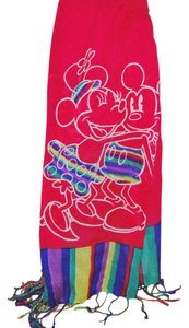 Disney Mickey and Minnie Mouse Scarf