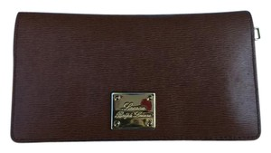 Ralph Lauren 100% Authentic Lauren by Ralph Lauren Tan Wallet