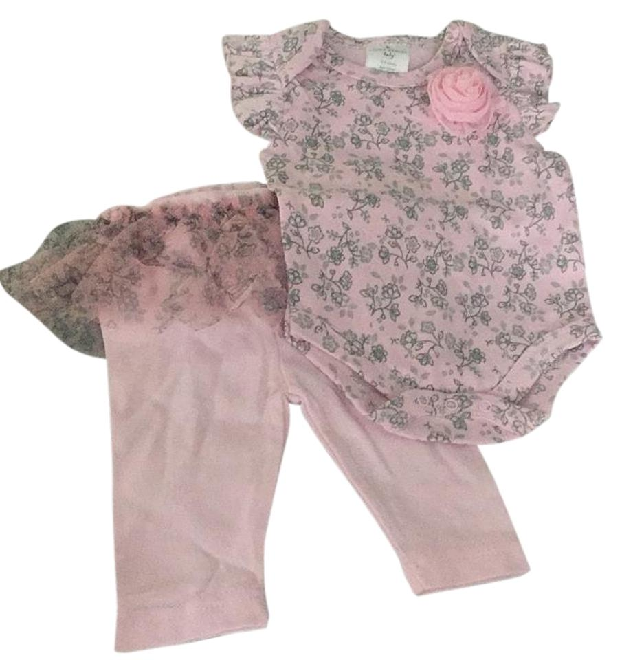 e50b5f8f67be2 Laura Ashley Baby Girl Infant Baby Clothes Onesie Baby Shower Dress Image 0  ...