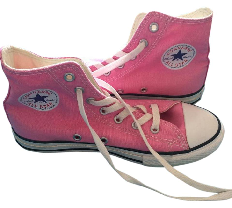 1b8def1d5b9a Converse Pink Chuck Taylor All Star Sneakers Size US 5 Regular (M