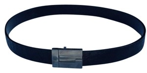 Gucci Authn. Gucci Leather Belt