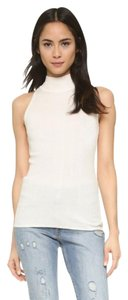 Bailey 44 44 Small Designer Small Turtleneck Top White