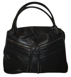 BCBGMAXAZRIA Leather Tote Shoulder Bag