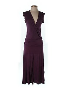 Fig Maxi Dress by James Perse Sleeveless Wrap
