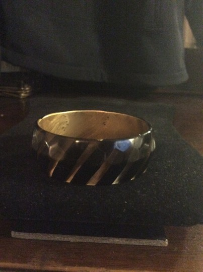 Other Brown and gold cuff bracelet