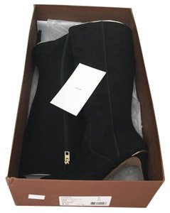 Coach New With Tags Suede Black Boots
