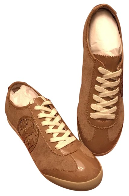 Item - Camel/Vicuna Murphy Sneakers Size US 10.5 Regular (M, B)