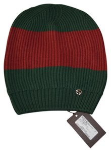Gucci GUCCI WOOL KNITTED BEANIE