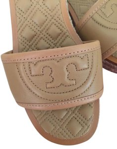 Tory Burch Blond/Nude Sandals