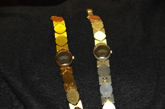 Pierre Jacquard Pierre Jacquard 2 Matching Watches One Silver One Gold New In Box