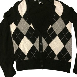 J.Crew Argyle Sweater