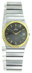 Concord * Concord Mariner 18K Yellow Gold and Stainless Steel Watch