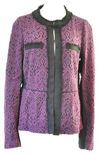 Nanette Lepore purple Jacket