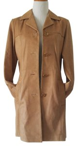 Wilsons Leather #sashless Tan Leather Jacket