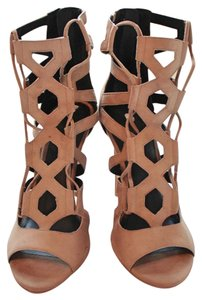Rebecca Minkoff Nude High taupe Sandals