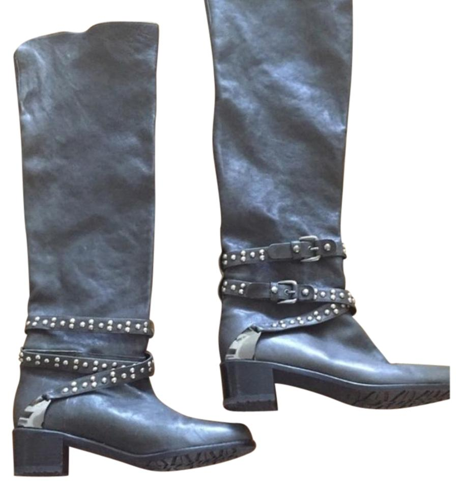 Women's Stuart Weitzman its Grey Boots/Booties Known for its Weitzman beautiful quality 4625f6