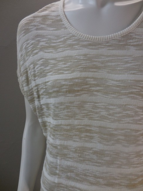 Romeo & Juliet Couture Semi-sheer Relaxed Sweater