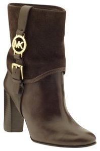 MICHAEL Michael Kors Brown leather Boots