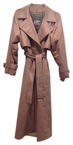 London Fog Trench Long Trench Coat