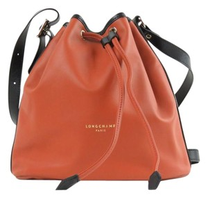 Longchamp Bucket Cross Body Bag