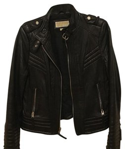 MICHAEL Michael Kors Leather Jacket