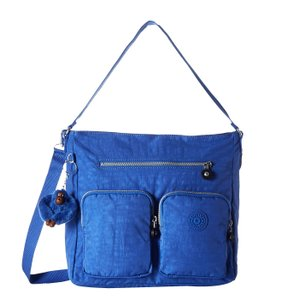 Kipling Satchel in Sailor Blue