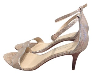Coach Silver pink Sandals